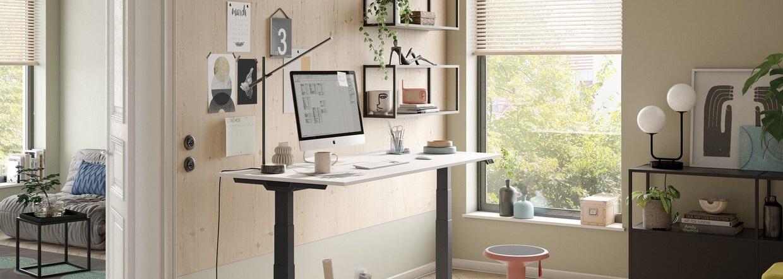 Tips voor een gezonde thuiswerkplek